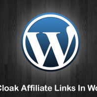 How To Cloak Affiliate Links In Wordpress